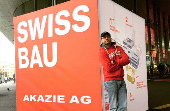 Aktuelles Das war die SwissBau 2018