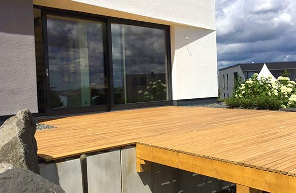 Terrassen Planer